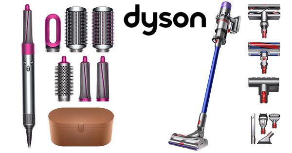 Dyson cashback - cumpara aspiratoare, purificatoare, hairstyle si castiga bani online