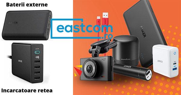 EastCom cashback - cumpara accesorii, gadgeturi pentru telefoane mobile si castiga bani online