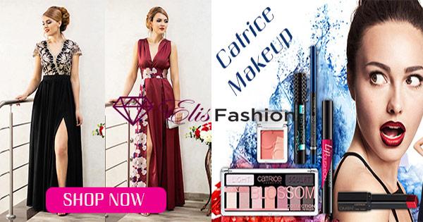 ElisFashion cashback - cumpara imbracaminte eleganta incaltaminte cosmetice si castiga bani online