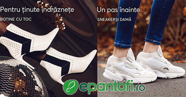 ePantofi cashback - cumpara pantofi dama, barbati sandale, cizme, genti si castiga bani online