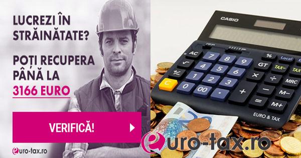 Euro tax cashback - cumpara recuperare taxe returnare primire alocatie Germania Austria si castiga bani online