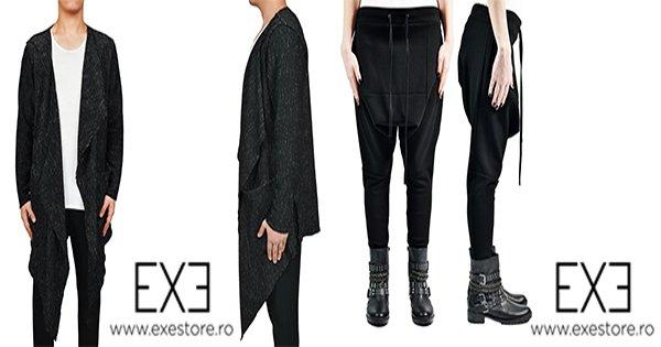 Exe Store cashback - cumpara haine cool asimetrice tricouri pantaloni camasi si castiga bani online