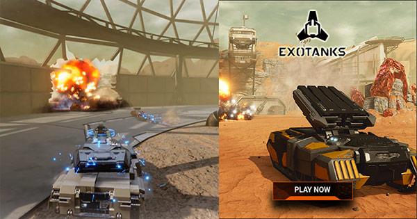 ExoTanks cashback - cumpara joc online tancuri batalii lupte si castiga bani online