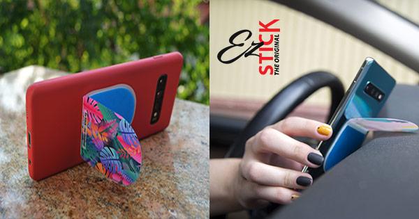 Ez stick cashback - cumpara stick telefon mobil popsocket si castiga bani online