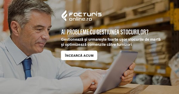 Facturis online cashback - cumpara program de facturare si gestiune stocuri si castiga bani online