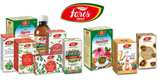 Fares cashback - cumpara ceaiuri medicinale traditionale siropuri tincturi si castiga bani online