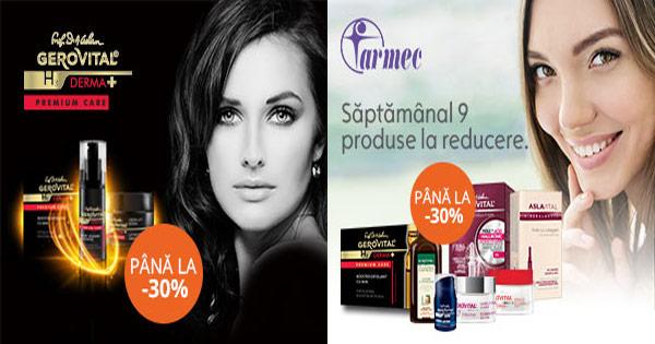 Farmec cashback - cumpara produse cosmetice pentru ten par corp, machiaje si castiga bani online
