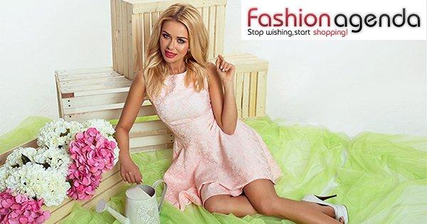 Haine de dama FashionAgenda cashback - cumpara rochii, salopete, pantaolni, haine dama si castiga bani online