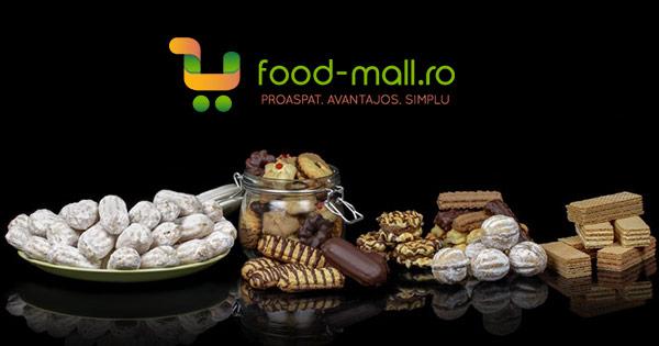 Food Mall cashback - cumpara biscuiti napolitate nuci fursecuri arahide si castiga bani online