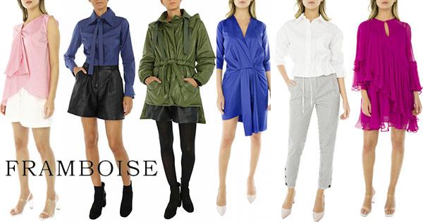 Framboise cashback - cumpara rochii de zi si seara, camasi office, bluze si castiga bani online