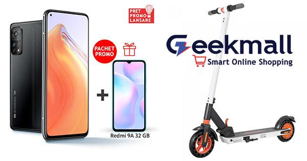 Geekmall cashback - cumpara smart home accesorii telefoane gadgeturi inteligente si castiga bani online