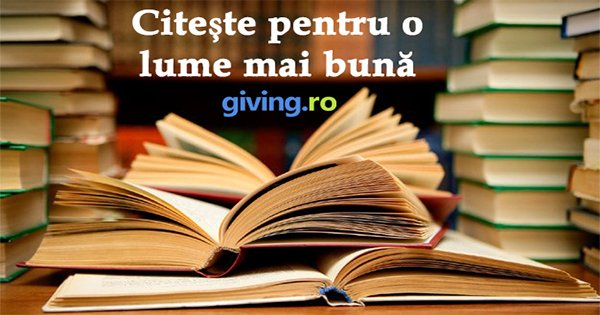 Giving cashback - cumpara carti crestine, carti pentru copii si castiga bani online