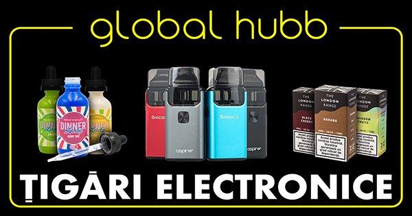 GlobalHubb cashback - cumpara lichide tigari electronice e-lichide premium si castiga bani online