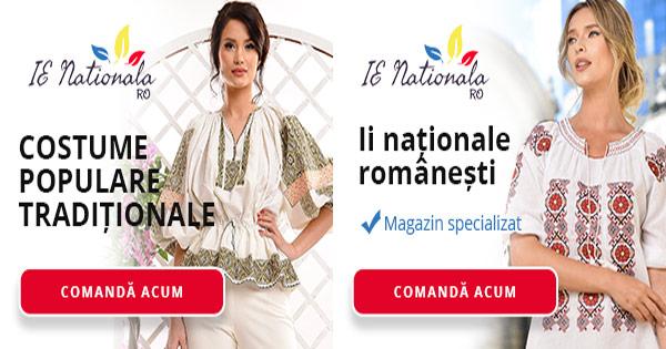 Ie nationala cashback - cumpara camasi populare, ie traditionala romaneasca si castiga bani online