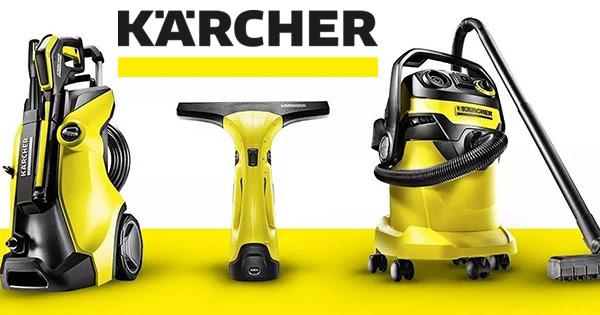 Karcher cashback - cumpara aspiratoare pompe maturi electrice mop-uri masini de curatat si castiga bani online