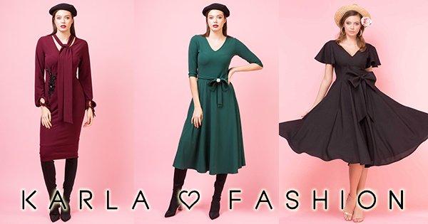 Karla Fashion cashback - cumpara rochii de seara, rochii XXL, office, lungi si castiga bani online