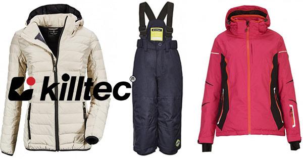 Killtec Sports cashback - cumpara costume de ski jachete pantaloni tricouri barbati femei si castiga bani online