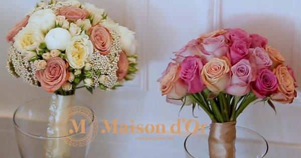 Maison dOr cashback - cumpara aranjamente florale deosebite si castiga bani online