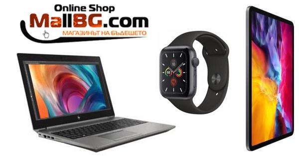 MallBG cashback - cumpara echipamente IT tablete, laptopuri, PC, monitoare periferice si castiga bani online