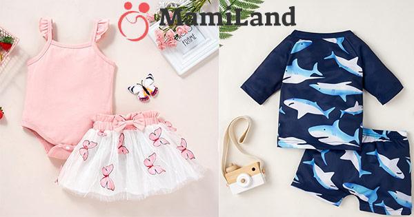 MamiLand cashback - cumpara costume de baie, body, bluze copii tricouri rochii si castiga bani online