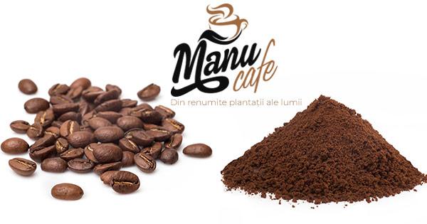 ManuCafe cashback - cumpara cafea boabe cafea solubila, verde, cappuccino si castiga bani online