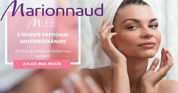 Marionnaud cashback - cumpara parfumuri, cosmetice, machiaj, fonduri de ten si castiga bani online