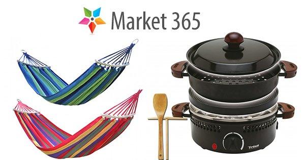 Market365 cashback - cumpara produse bucatarie, casa, gradina, electronice si castiga bani online