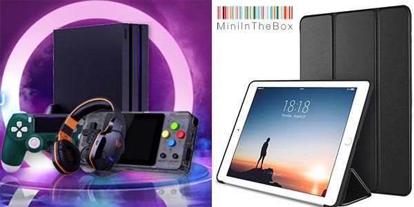 MiniInTheBox cashback - cumpara electronice gadgeturi accesorii pc auto si castiga bani online