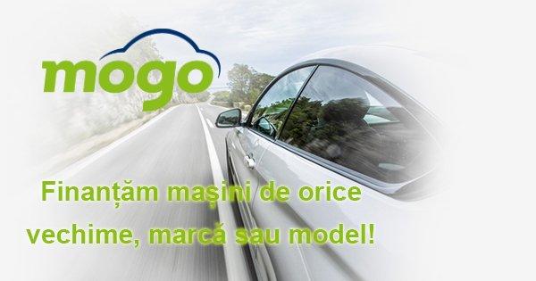Mogo cashback - aplica pentru imprumuturi cumparare de autoturisme second hand