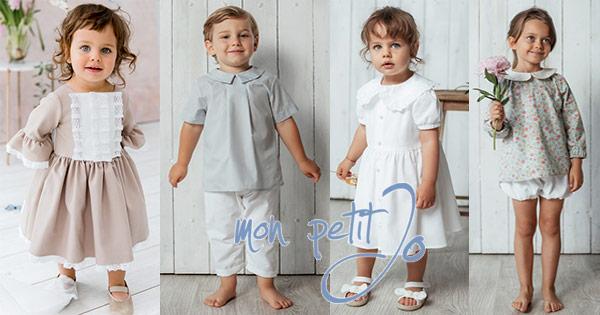 Mon petit Jo cashback - cumpara imbracaminte copii si bebelusi rochii pantaloni camasi si castiga bani online