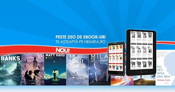 Nemira cashback - cumpara carti si e-books si castiga bani online