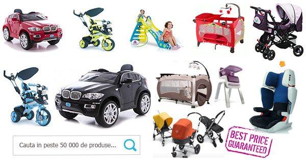 Nichiduta cashback - cumpara carucioare copii, jucarii copii, scaune auto bebelusi