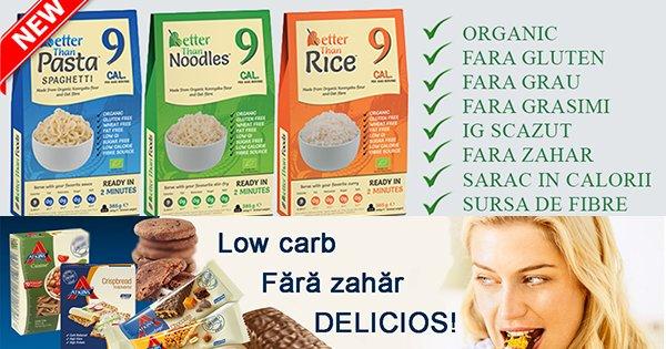 NoSugarShop cashback - cumpara produse fara zahar, produse pentru diabetici si castiga bani online