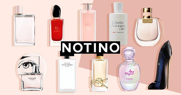 Notino cashback - cumpara parfumuri femei, barbati, cosmetice ten corp machiaj si castiga bani online