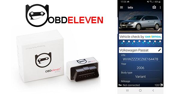 Obdeleven cashback - cumpara sistem diagnoza auto, teste auto, scanner OBD2 si castiga bani online