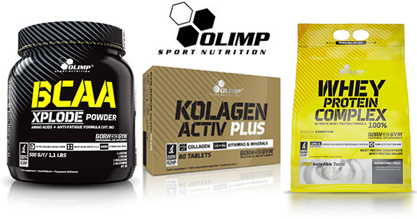 Olimp Sport cashback - cumpara suplimente alimentare, proteine creatina vitamine minerale si castiga bani online