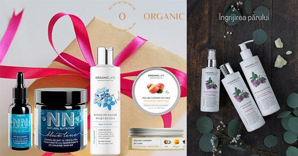 Organic cashback - cumpara cosmetice pentru ten ochi corp maini, ser, scrub si castiga bani online