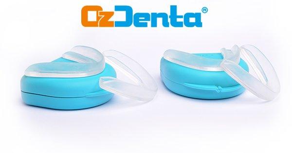 OzDenta cashback - cumpara dispozitiv protectie dinti noaptea, bruxism si castiga bani online