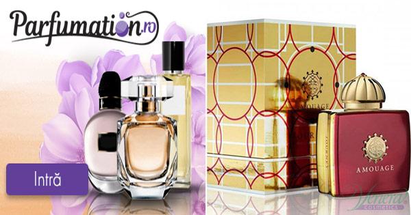 Parfumation cashback - cumpara parfumuri originale femei si barbati si castiga bani online