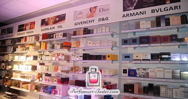 Parfumuri tester cashback - cumpara parfum original tester si castiga bani online