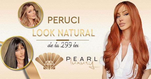 Pearl Luxury cashback - cumpara peruci par, rochii de plaja, costume de baie si castiga bani online