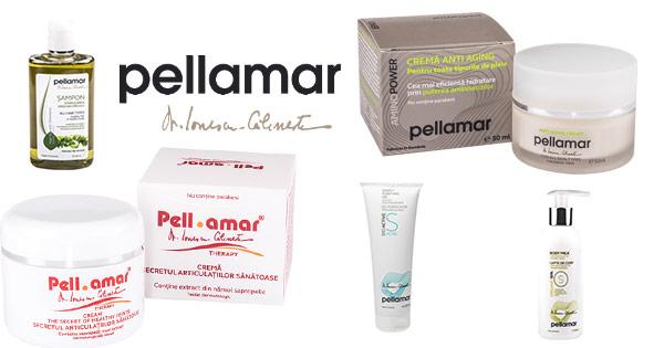 Pellamar cashback - cumpara dermatocosmetice cu extract namol sapropelic si castiga bani online