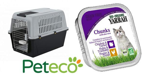 Peteco cashback - cumpara produse pentru caini, pisici, pasari, pesti si castiga bani online