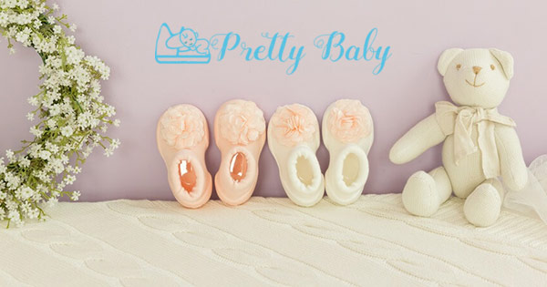 Pretty Baby cashback - cumpara botosei bebelusi, papucei fetite si baieti si castiga bani online
