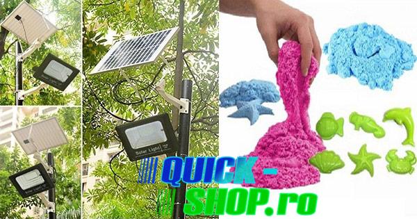 Quick Shop cashback - cumpara accesorii IT, jucarii copii, cadouri si castiga bani online