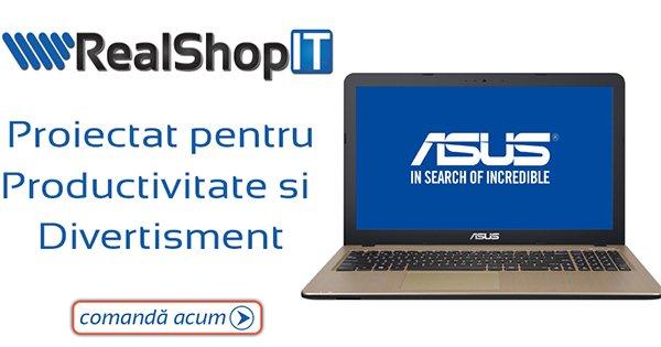 RealShopIT cashback - cumpara laptop-uri, televizoare, componente it si castiga bani online