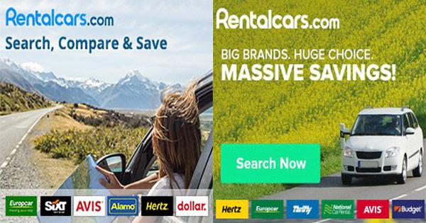 Rentalcars cashback - cumpara inchiriere masina, rent a car, inchirieri auto si castiga bani online