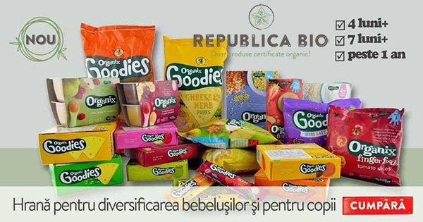 Republica Bio cashback - cumpara produse certificate organic, super alimente si castiga bani online