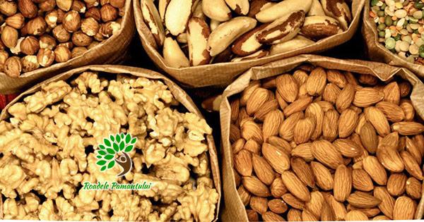 Roadele Pamantului cashback - cumpara alune, nuci fructe uscate, cereale legunuminoase, condimente si castiga bani online