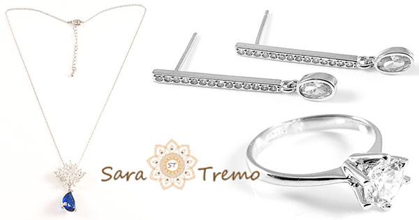 SaraTremo cashback - cumpara bijuterii dama barbati copii, cercei, inele si castiga bani online